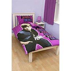 Justin Bieber Copripiumino e federa Signature 135...