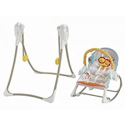 Fisher Price Baby Gear BFH07 - Altalena 3-in-1...