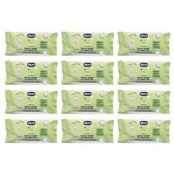 12 X Salviette detergenti per neonati Salviettine...