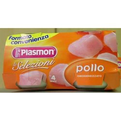 Omogeneizzato Plasmon Pollo 320g