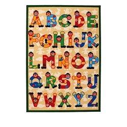 Sevi 60531 - Tappeto con lettere dellalfabeto,...