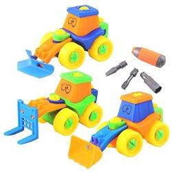 Set di 3 Plastica Costruzioni Giocattolo...