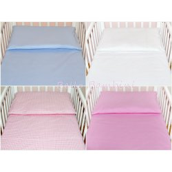 2 pcs Nursery Baby BEDDING SET/PILLOWCASE/DUVET...