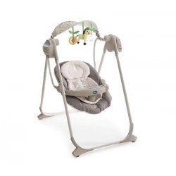 Chicco 79110 Polly Swing Up Altalena per Neonati...