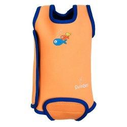SwimBest - Costume da bagno intero da bebè,...