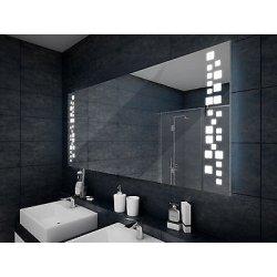 Specchio Del Bagno Con Illuminazione LED misura