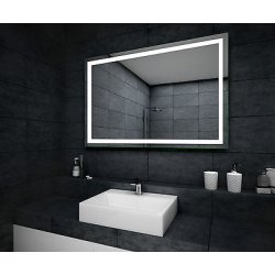 Specchio Del Bagno Con Illuminazione LED misura...