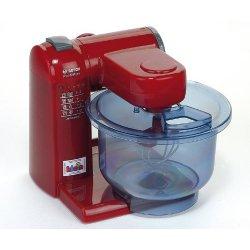 Bosch 9556 - Impastatrice, colore Rosso/Grigio