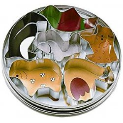 Patisse 1901 - Set di stampini per pasticceria a...
