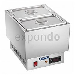 Royal Catering - RCCM-250-2GN - Temperatrice per...