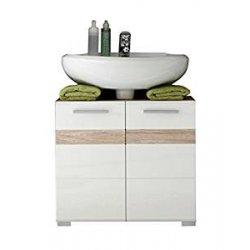 trendteam 133630196 - Mobiletto sotto lavabo Set...