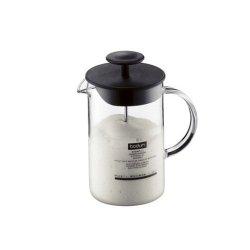 Bodum 1446-01 Frusta per latte LATTEO, Nero