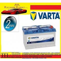 BATTERIA PER AUTO VARTA G7 95 AH NISSAN PEUGEOT...