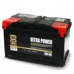 ULTRA POWER Batteria per auto 100Ah DX 800A...