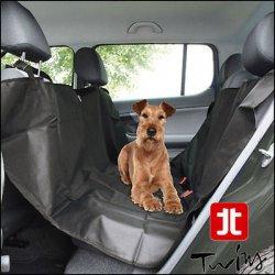 Telo proteggi sedili posteriori auto per cani...
