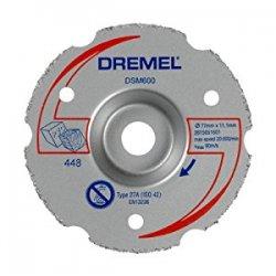 Dremel DSM600 Disco da Taglio Multiuso per Tagli...