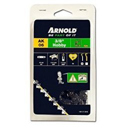 Arnold Hobby 1191-X1-0016 - Catena per motosega,...