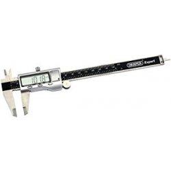 Draper Expert 46610 - Calibro a corsoio digitale, con 2 unità di misura, 0-150 mm