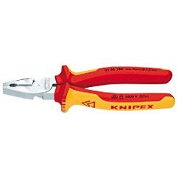 Knipex 02 06 200 Pinza Universale, Tipo Forte,...
