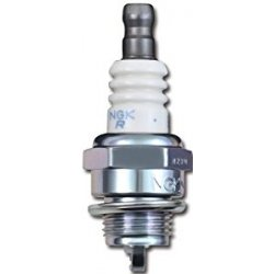 Arnold 3121-N2-0055 - Candela di accensione NGK BPMR7A per decespugliatori e motoseghe a catena
