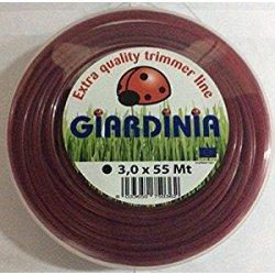 GIARDINIA, FILO PER DECESPUGLIATORE MT.55 TIPO...