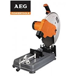 Troncatrice per ferro/metallo 2300W 355mm AEG -...