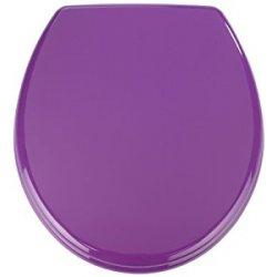 Wenko 152285100 Prima, Sedile WC, colore Viola