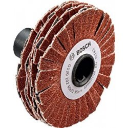 Bosch 1600A00154 Sanding Roller Flexible Roll SW15 K80 for Bosch PRR 250 Removing Roller
