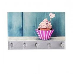 Wenko 50412100 Cupcake Attaccapanni, Magnetico, 5...