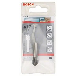 Bosch 2608596371 - Svasatore conico, ø 12 mm,...
