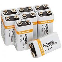 AmazonBasics - Pile alcaline da 9 Volt,...