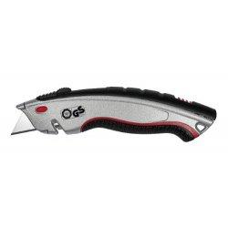 Wedo 078850 Profi Plus Safety Cutter, Incluse 5...