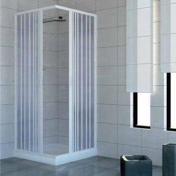 Box doccia 70x70 in PVC mod. Acquario con...