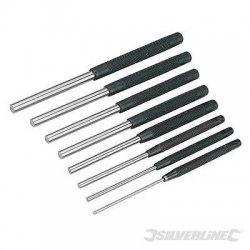 Set punzoni per spine in acciaio temperato...