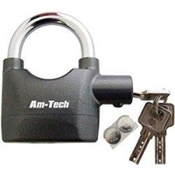 Am-Tech, Lucchetto di sicurezza con allarme