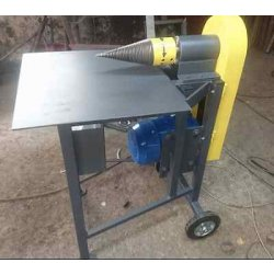 HEAVY DUTY LOG SPLITTER ELECTRIC WOOD TIMBER...