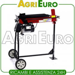 Spaccalegna 2in1 Geotech LS6 HE orizzontale con...