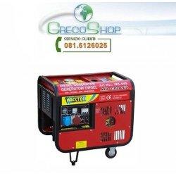 Generatore di corrente diesel 4200W - 220/380V...