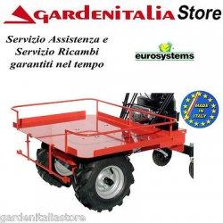 Piattaforma in Lamiera EUROSYSTEMS per Mod. CARRY...