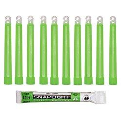 Cyalume Bastoncini Luminosi Verde SnapLight Glow...