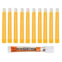 Cyalume Bastoncini Luminosi Arancione SnapLight...
