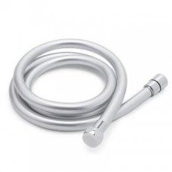 Laccio doccia flessibile 150 cm finitura argento...