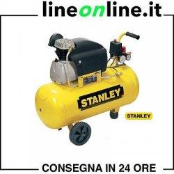 Stanley D 210/8/50 compressore aria 50 lt