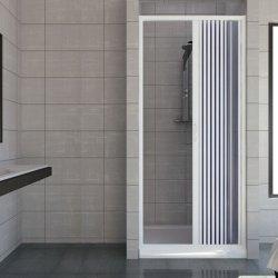 Porta doccia 90 CM in PVC mod. Vergine con...