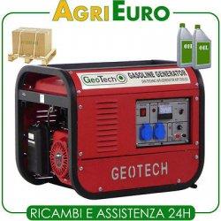Generatore di Corrente a scoppio GeoTech GGSA3000...