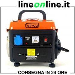 Generatore di corrente Silenziato 0,85 Kw VINCO...