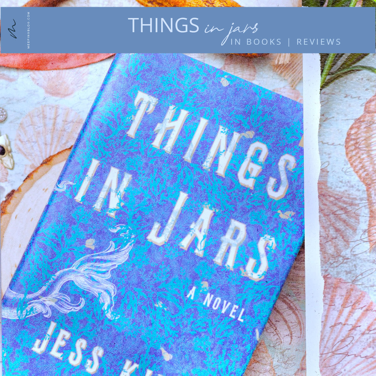 Things In Jars Book Review V3