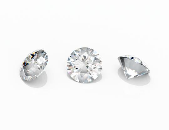 Row of Four Word Diamonds