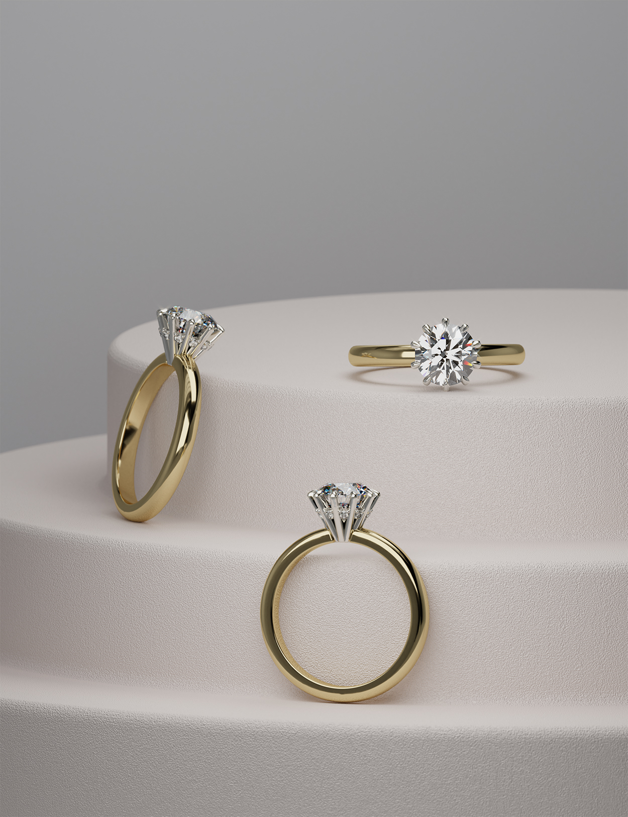 Renders of your ring