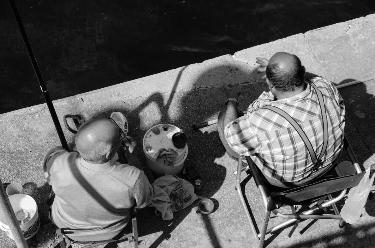 The two Maltese Fishermen